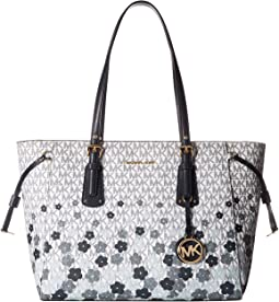 Voyager Medium Top Zip Tote