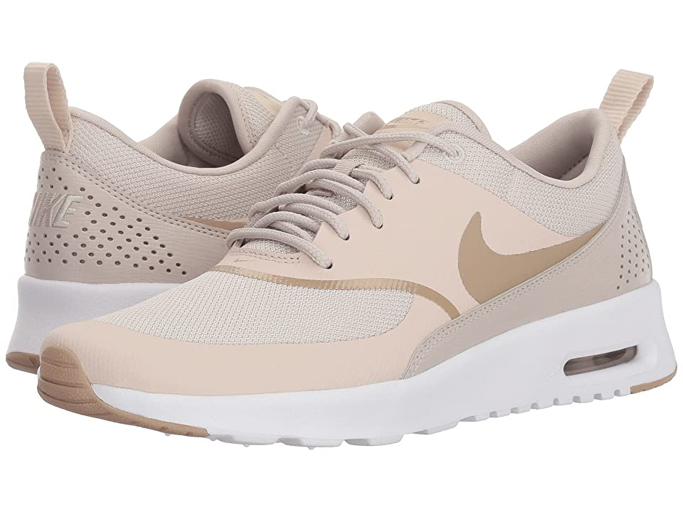 premium selection super cheap sneakers Nike Air Max Thea (Desert Sand/Sand/White) Women's Shoes ...