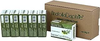 Natural Olive Oil Soap Unscented 6 Bar Pack