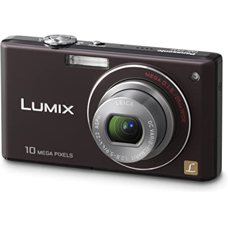 Panasonic Lumix Dmc Fs62eg P Digitalkamera 2 5 Zoll Kamera