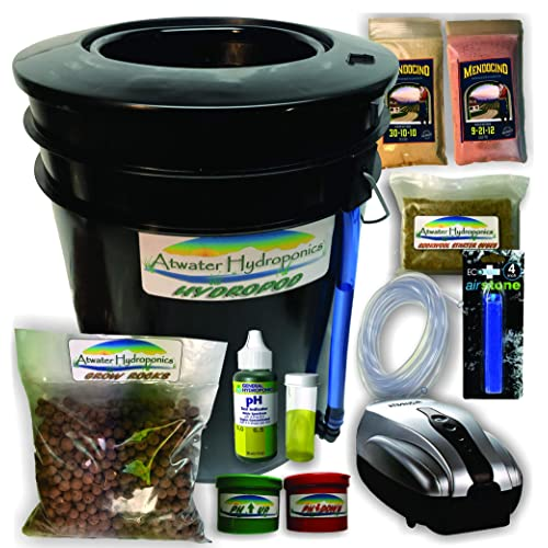 Hydroponics Drip System: Amazon com