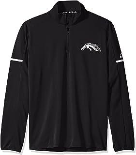 adidas NCAA mens Ncaa Sideline L/S 1/4 Zip Pullover