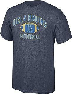 Elite Fan Shop NCAA Football T-Shirt Dark Heather