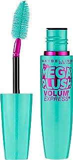 Maybelline New York Volume Express Mega Plush Washable Mascara, Very Black, 0.3 Fluid Ounce