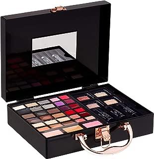 The Color Workshop Classic Glamout/Smoky 41 Piece Makeup Set. Eyeshadows, Lip Glosses, Lip Primer, Highlight Posers, Lipsticks