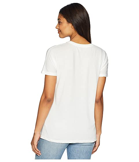 Tee Tentree Tentree Pocket Blanco Pocket Tee IIqRY