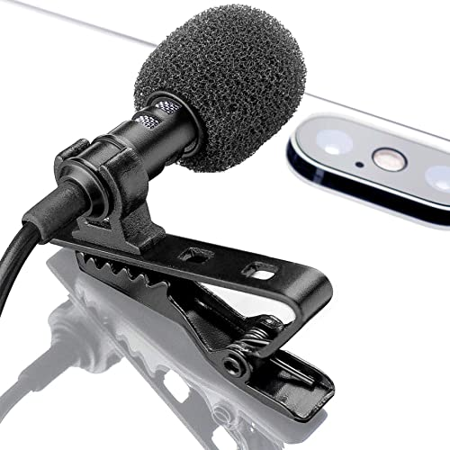 External Microphone for iPhone: Amazon com