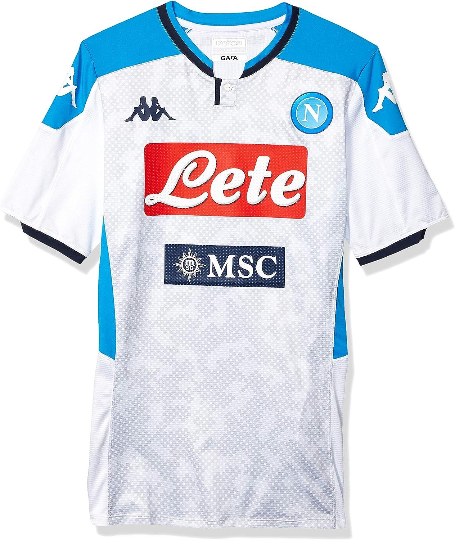 Amazon Com Ssc Napoli Men S Third Match Shirt 2019 2020 Clothing