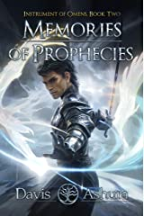 Memories of Prophecies: An Anchored Worlds Novel (Instrument of Omens Book 2) Kindle Edition