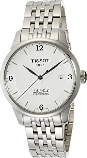Men's T0064081103700 Le Locle Analog Display Swiss Automatic Silver Watch