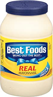 Best Foods Real Mayonnaise, 48 oz , (Pack of 2)