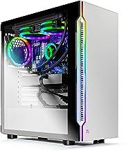SkyTech Archangel 3.0 Gaming Computer PC Desktop - Ryzen 5 3600X 6-Core 3.8GHz, RTX 2060 6G, 1TB SSD, 16GB DDR4 3000, 240m...