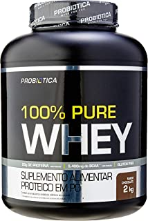 100% Pure Whey - Chocolate, Probiótica, 2000 g