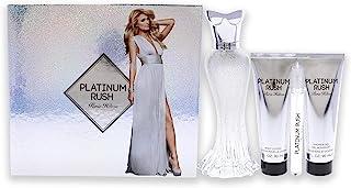 Paris Hilton Platinum Rush for Women Eau de Parfum 100ml+10ml Mini+90ml Bl+90ml Sg Set