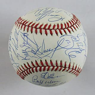 1994 Mets Team Signed Rawlings Baseball Jeff Kent Bobby Bonilla Dwight Gooden +2 - Autographed Baseballs