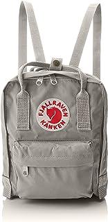 Fjallraven Kanken Mini Backpack, Fog