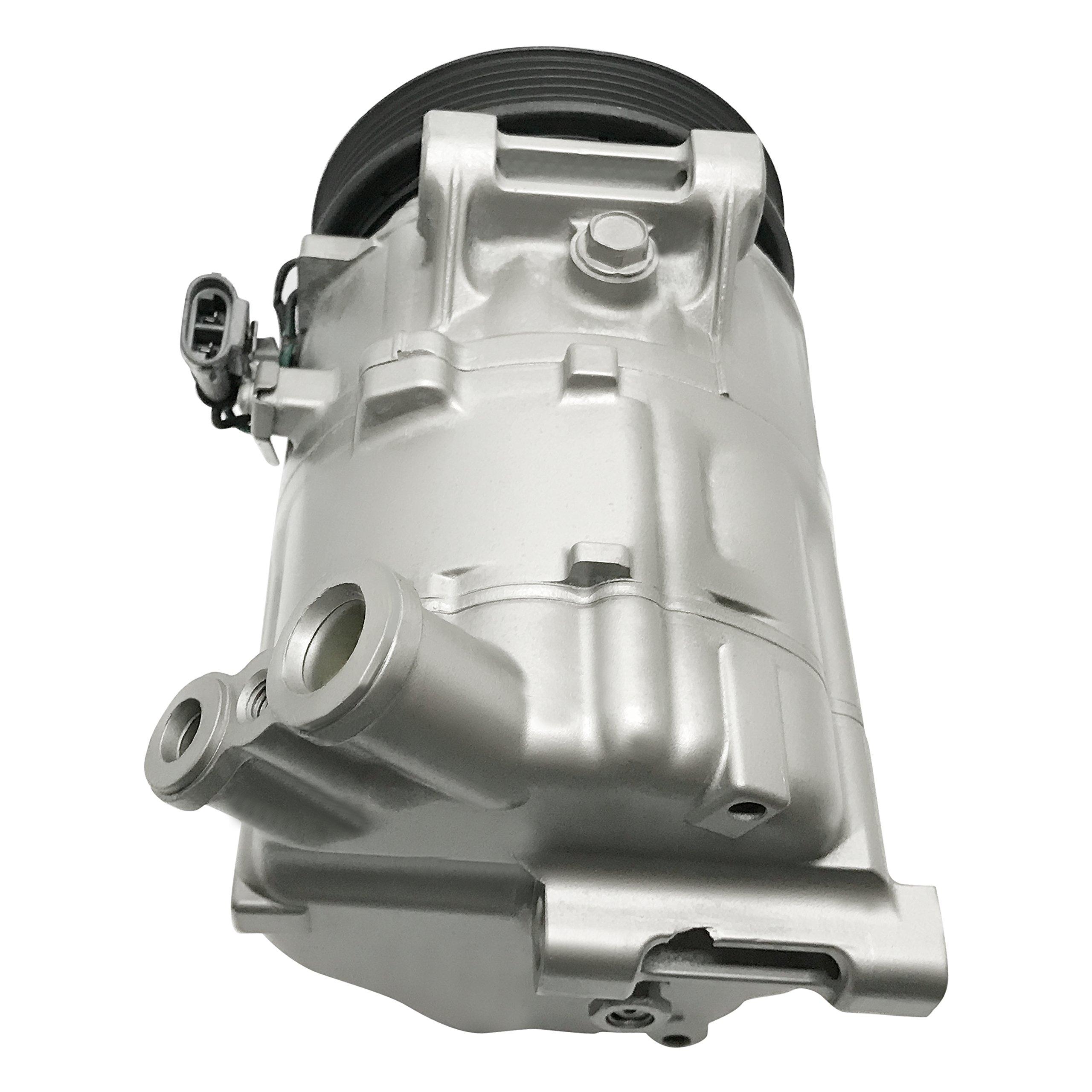 RYC Remanufactured AC Compressor and A/C Clutch IG556