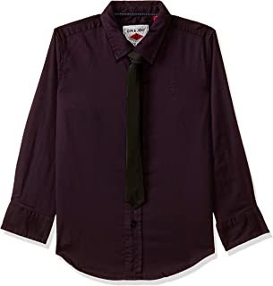 12a4fb39d Purples Boys' Shirts: Buy Purples Boys' Shirts online at best prices ...
