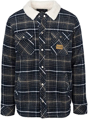 Rip Curl Charpente Jacket in Mood Indigo - Mood Indigo, Large