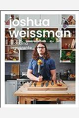 Joshua Weissman: Cocina Irreverente Hardcover