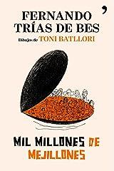 Mil millones de mejillones (Fuera de Colección) Tapa blanda