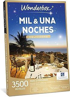 WONDERBOX Caja Regalo - MIL & UNA Noches DELICIOSAS -