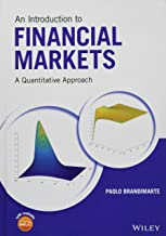 An Introduction to Financial Markets: A Quantitative Approach