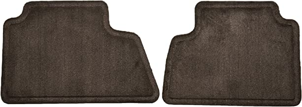 GM Accessories 23222877 Rear Carpeted Floor Mats in Cocoa
