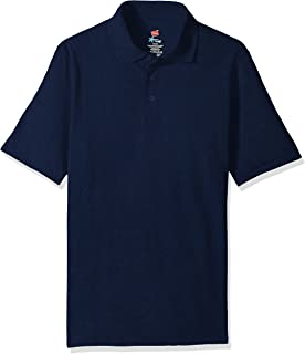 Men's Short Sleeve X-Temp Polo with FreshIQ