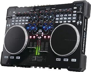 ADJ Products VMS5 6 کانال مستقل Midi Controller با 2 Phono، 4 Line، 4 USB، 2 ورودی Micro (