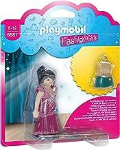 Playmobil Tienda de Moda- Party Fashion Girl Figura con Accesorios, Multicolor (6881)