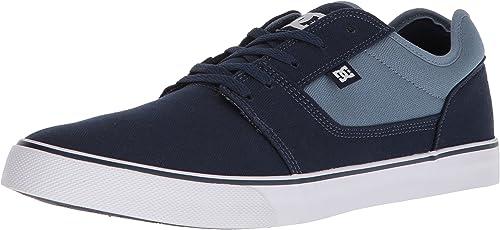 DC zapatos Tonik TX zapatos D0303111 - Hauszapatos de Lona para Hombre
