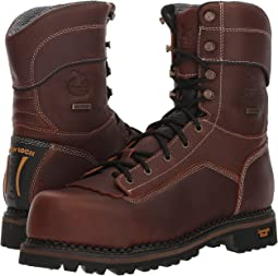 "Logger 9"" Low Heel Comp Toe Waterproof"