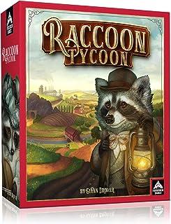 Forbidden Games - Raccoon Tycoon (Standard Edition) - Board Game