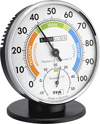 TFA Thermometer, Weiss, 1 Unidad (Paquete de 1)