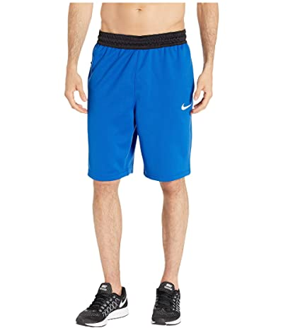 Nike Spotlight Shorts (Game Royal/White) Men