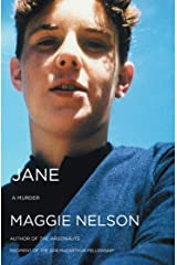 Jane: A Murder Paperback