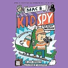 Top Secret Smackdown: Mac B., Kid Spy, Book 3