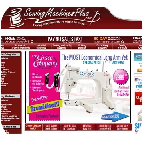 Sewing Machines Plus