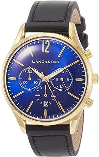 [ランカスターパリ]Lancaster Paris 腕時計 MLP003L/YG/BL MLP003L/YG/BL メンズ 【正規輸入品】