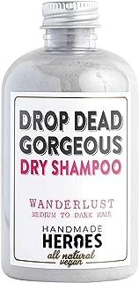 powder dry shampoo