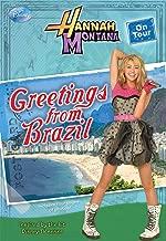 Hannah Montana: Greetings From Brazil (Disney Chapter Book (ebook) 3)