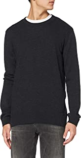 Lee Cooper Men's KNIT JUMPER Sweater