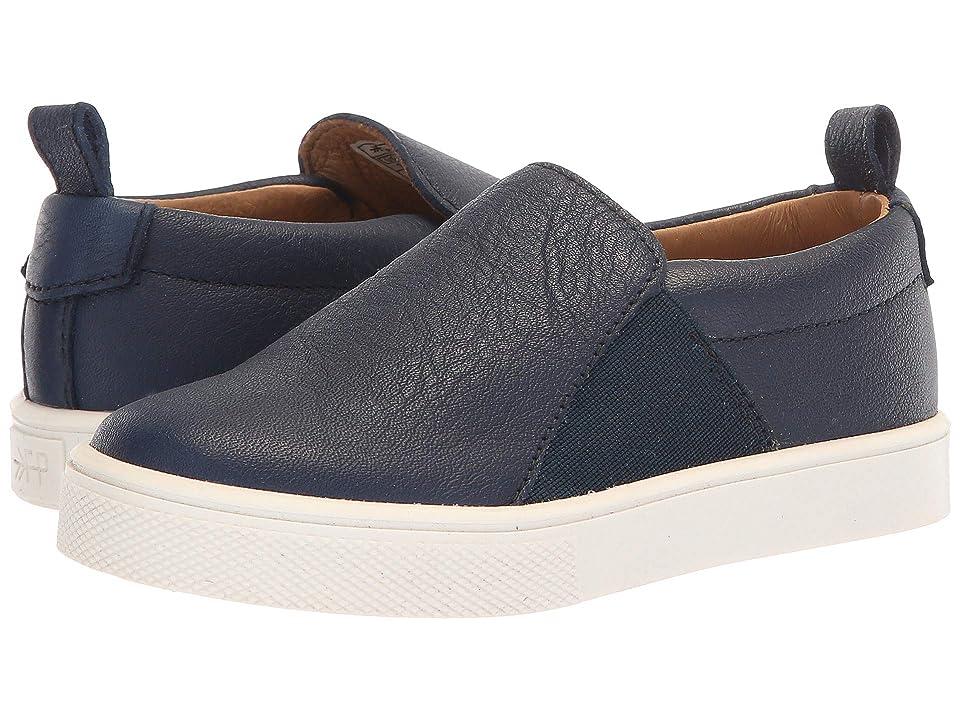 Freshly Picked Slip-On Sneaker (Toddler/Little Kid) (Navy) Kid
