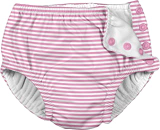 i play. Snap Reusable Swim Diaper | No other diaper necessary, UPF 50+ protection