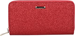 Giordano Red Wallet For Women