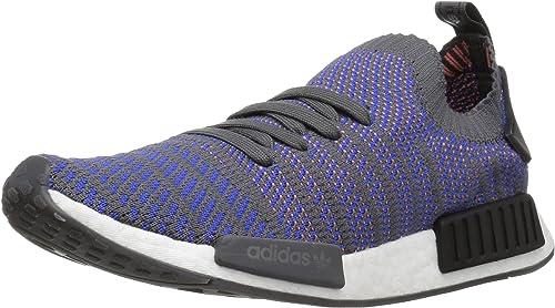 Adidas Originals Hommes's Hommes's NMD_R1 STLT PK FonctionneHommest chaussures, hi-res bleu noir Coral, 8 M US  pratique