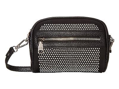 Steve Madden Baudry (Black/Silver) Handbags