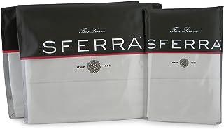 SFERRA Celeste Sheet Set - Cal King - White