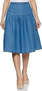 Styleville.in Denim a-line Skirt